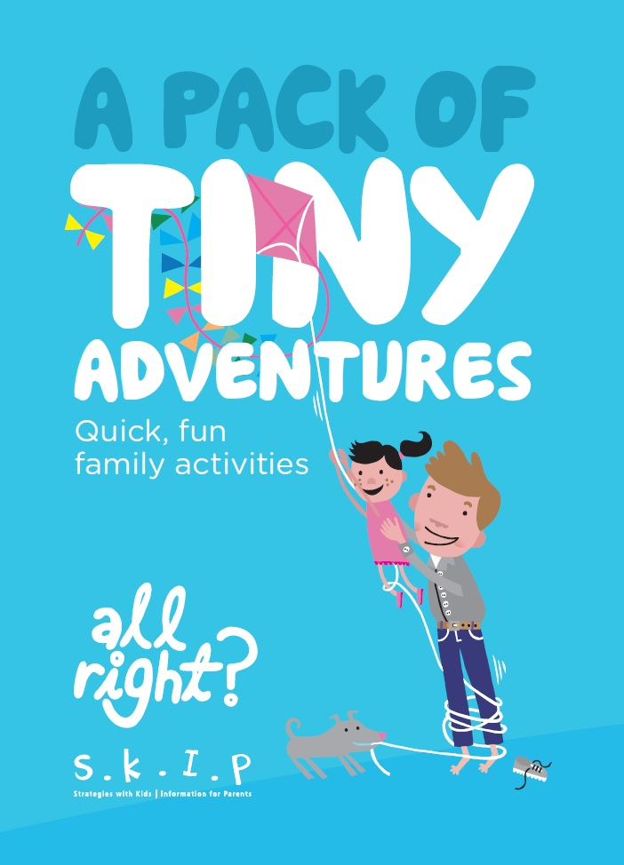 All Right? Parents and Whānau: Tiny Adventures