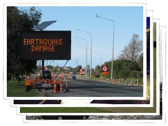 Mark Lincoln's Earthquake Photographs