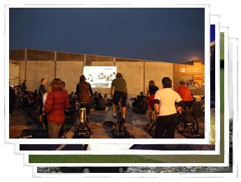 Photographs of Gap Filler project 14