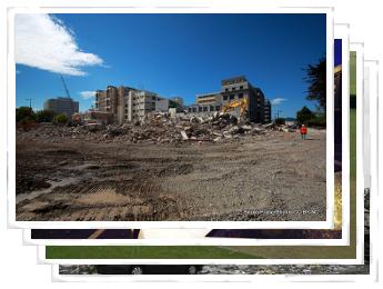 Becker Fraser Earthquake Photographs January 2013