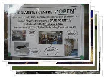 Diabetes Centre Photographs