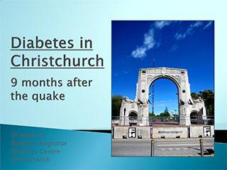 Diabetes Centre Presentations
