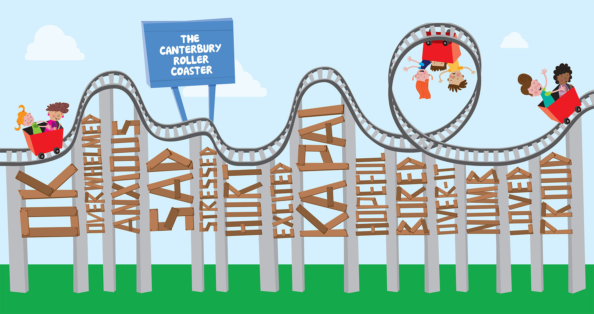 All Right? Campaigns and Projects: Canterbury Rollercoaster