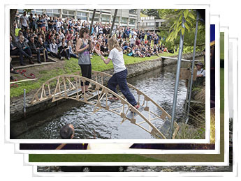 2015 - Photographs of the Engineering Bridge Challenge