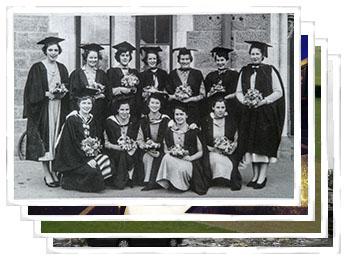 Photographs of Graduation