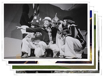 1973 - Photographs of Peer Gynt Production
