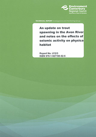 Water Reports (2010- )