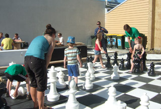 Gap Filler Project 10: Community Chess
