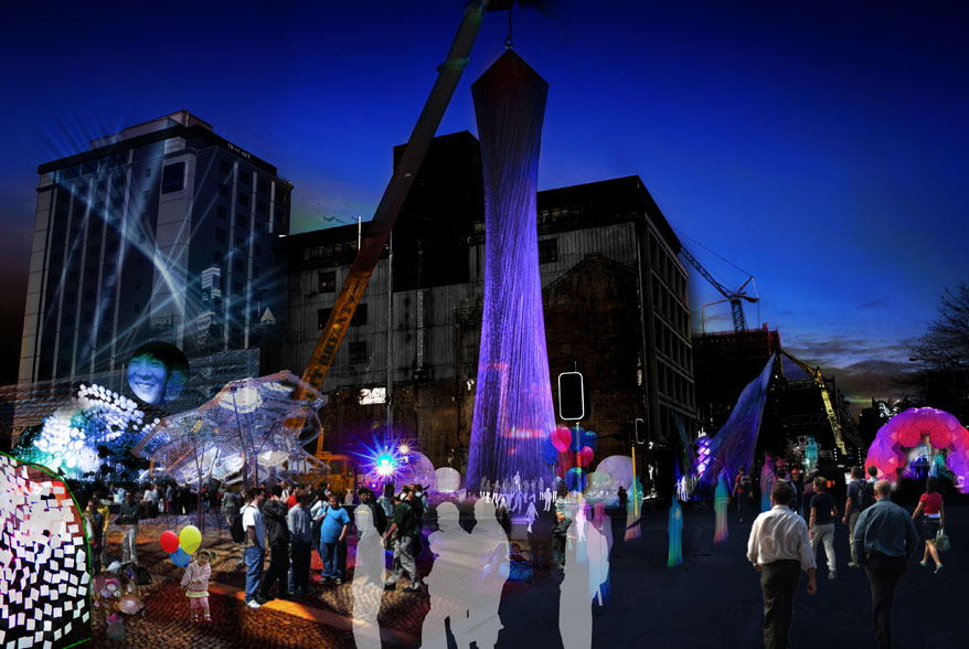 FESTA 2012: LUXCITY