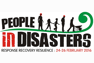 People in Disasters Conference