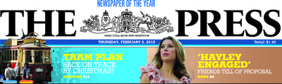 Christchurch Press Infographic: 2 February 2012 (1)