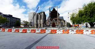 Focus360 Panorama: Cathedral Square, 5 March 2012