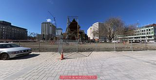 Focus360 Panorama: Cathedral Square, 23 August 2012
