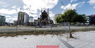 Focus360 Panorama: Cathedral Square, 7 February 2013