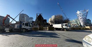 Focus360 Panorama: Cathedral Square, 24 June 2013 (2)