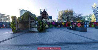 Focus360 Panorama: Cathedral Square, 24 May 2015
