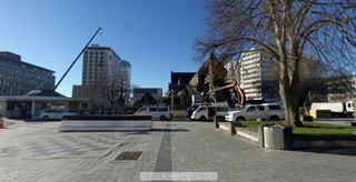 Focus360 Panorama: Cathedral Square, 24 June 2013 (1)