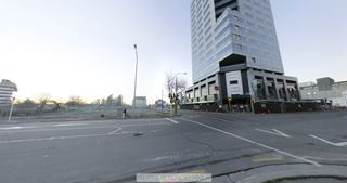Focus360 Panorama: Colombo Street and Armagh Street, 1 June 2014
