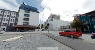 Focus360 Panorama: Manchester Street and Cashel Street, 5 March 2012