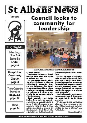 St Albans News, May 2012