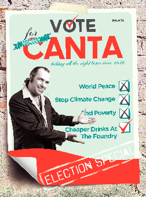 Canta Volume 85 Issue 16, 5 August 2014