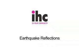 Earthquake Reflections
