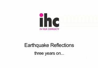 Earthquake Reflections: Three years on...