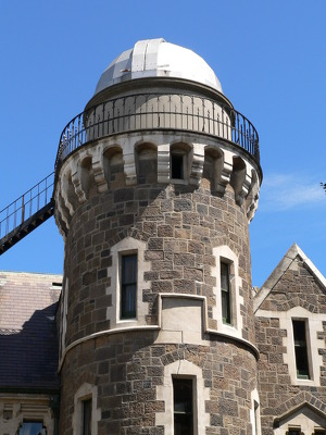 Observatory Tower Photograph 03