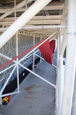 AMI Stadium Architecture Tour  Photograph 6