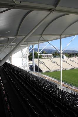 AMI Stadium Architecture Tour  Photograph 10