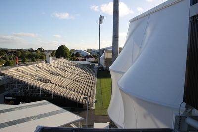 AMI Stadium Architecture Tour  Photograph 12