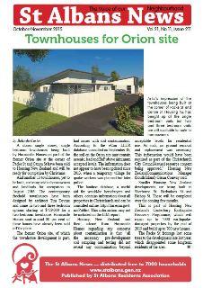 St Albans News, October/November 2015