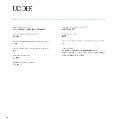 Christchurch: The Transitional City Pt IV, pages 252-253: Udder