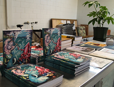 Launch of Freerange Vol. 9: The Wet Issue Photograph 1