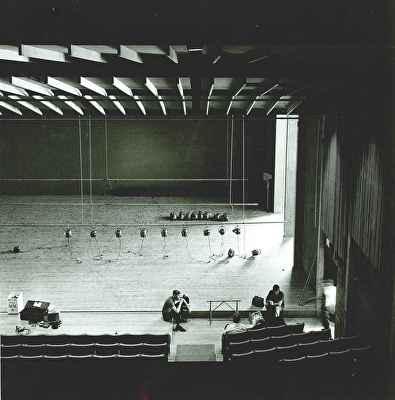 1967 - Photograph of Ngaio Marsh Theatre