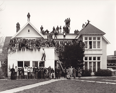 1978 - Photograph of Okeover House