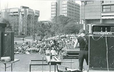 Concert at the UCSA