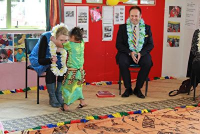 All Right? Parents and Whānau: Tiny Adventures Launch Photograph 2