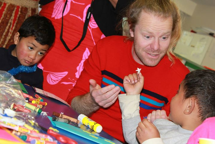 All Right? Parents and Whānau: Tiny Adventures Launch Photograph 9