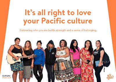 All Right? Pasifika: I Am... Identity Poster 17