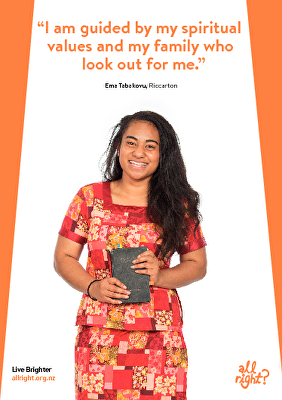 All Right? Pasifika: I Am... Identity Poster 9