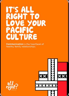 All Right? Pasifika: Pacific Health Poster