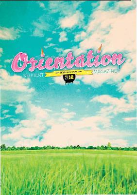 UCSA Orientation Magazine 2012