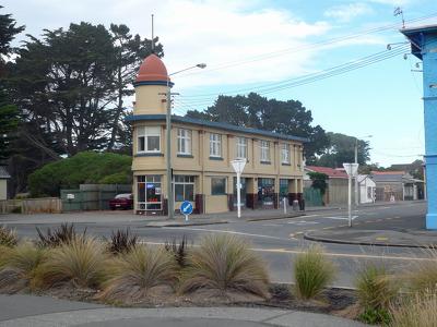 TJs Kazbah, 1 Bowhill Road, New Brighton Before the Christchurch Earthquake