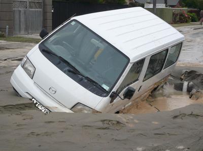 The Unlucky White Van Man