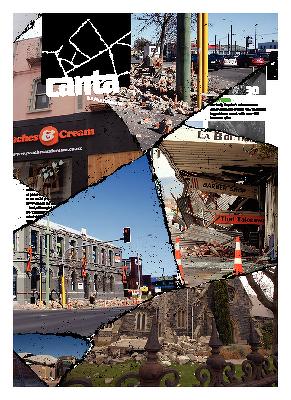 Canta Volume 81 Issue 19, 20 September 2010