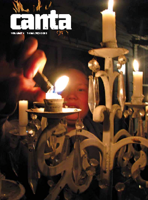Canta Volume 83 Issue 4, 14 March 2012