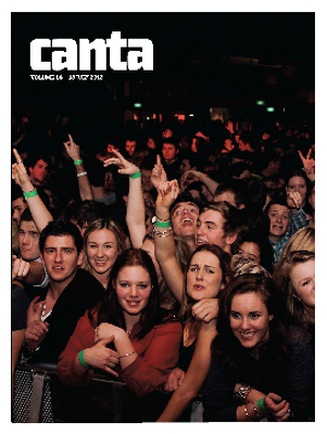 Canta Volume 83 Issue 14, 18 July 2012