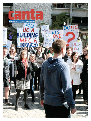 Canta Volume 83 Issue 21, 19 September 2012