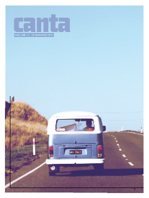 Canta Volume 83 Issue 24, 10 October 2012